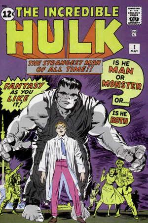 The Incredible Hulk #1