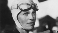 What do you think happened to Amelia Earhart?