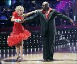 Warren Sapp & Kym Johnson