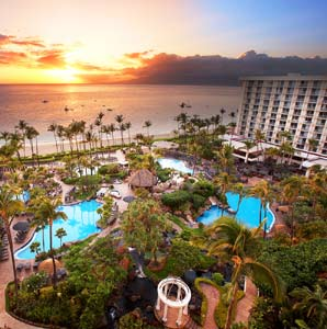 View Of The Westin Maui