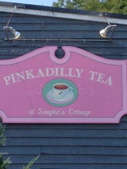 Pinkadilly Tea at Smythe's Cottage