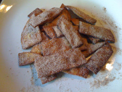 Quick and Easy Recipe for Mexican Cinnamon Sugar Tortilla Chips