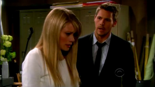 Liam confesses to kissing Steffy on his wedding day to Hope