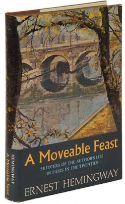 Review: A Moveable Feast by Ernest Hemingway