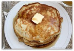 How to Make Oatmeal Pancakes - Easy Pancake Recipe