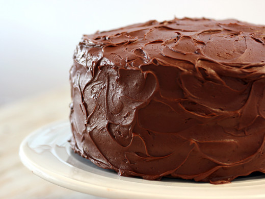 Yummy Chocolate Cake!