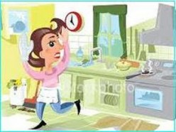 Kitchen Tips for Moms