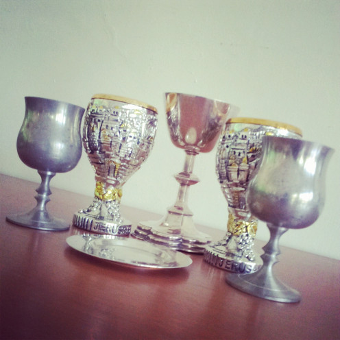 Chalices of St. Columba's Church, Miri