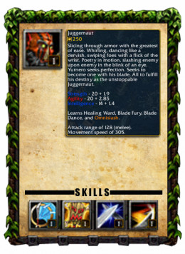 Juggernaut Profile