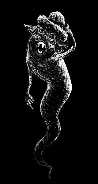 Real paranormal phenomena can seem surreal.