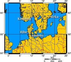 Scandinavia and the Baltic - traders and raiders, the Danes, Norwegians and Swedes shaped the region's history