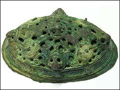 ...Whereas many others saw the craftsmen who created artefacts like this oval brooch or...