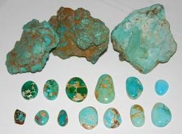 AZ State Gemstone: Turquoise [3]