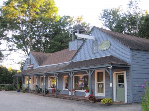 There is no end in sight to the many hundreds of shops in North Conway Village!