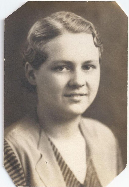 "My Grandma Millie - The one with ""Gumption"""