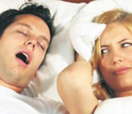 STOP the snoring!