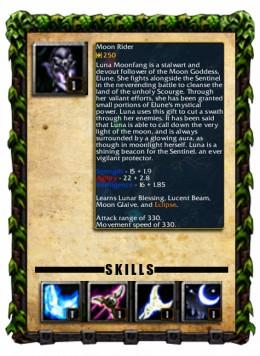 Moon Rider Profile