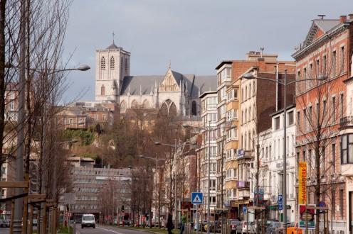Basilica of St. Martin in Liège, Belgium