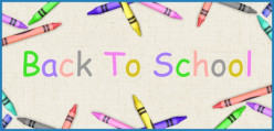 10 Fun Tips For Back to School