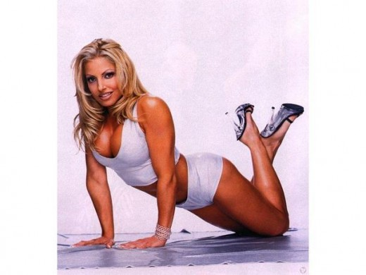 WWE Trish Stratus photos