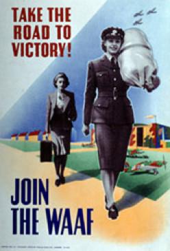Women in World War 2, The WAAF