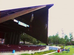 Miller Outdoor Theater in Houston