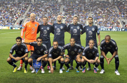 MLS All-Star Team photo