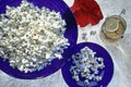 Beyond salt and butter popcorn recipes