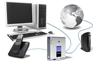 No Need for Manual Configuration with VoIP