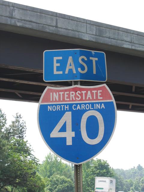North Carolina - 423.55 miles