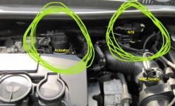 On Board Diagnostics Related to Volkswagen Turbo Engine Codes