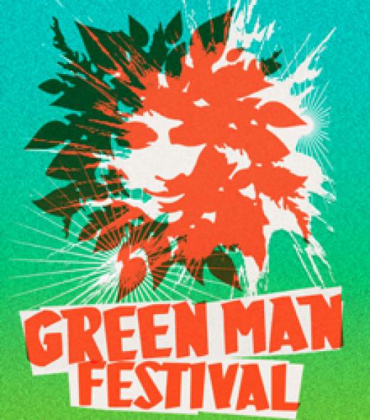 Green Man Festival logo by BenLDN