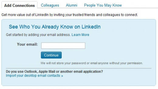 LinkedIn: Connect with Your Friends and Colleagues
