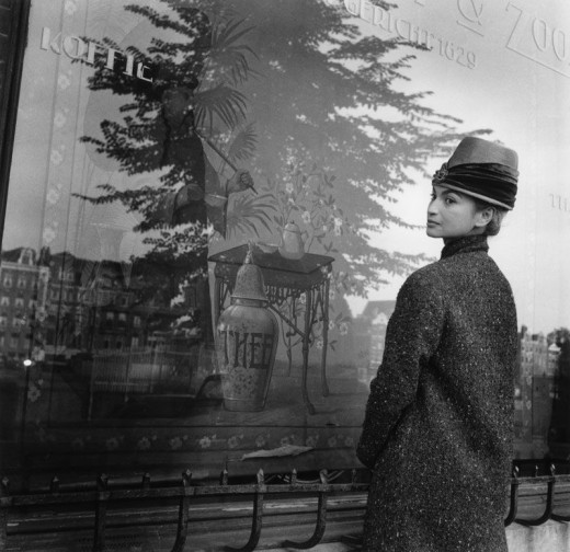 Wiet Palar in Amsterdam 1958
