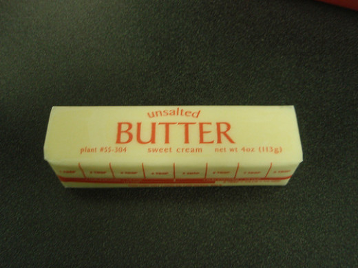 With some love, this will make a wonderful compound butter