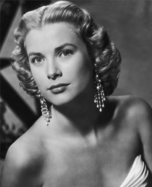 The woman who became Her Serene Highness Princess Grace of Monaco