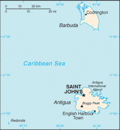 Country Facts for Kids: Antigua and Barbuda
