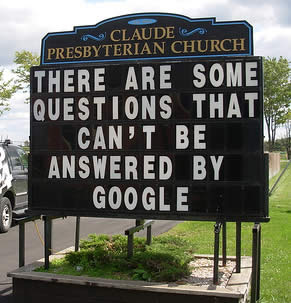 Now here's an interesting sign for social media!