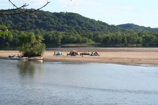 WI River