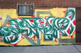 A standard work of art using Ghetto Graffiti Letters.