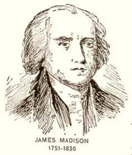 Was Madison A Great American president?