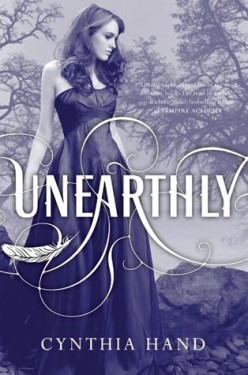 Unearthly by Cynthia Hand Book Review