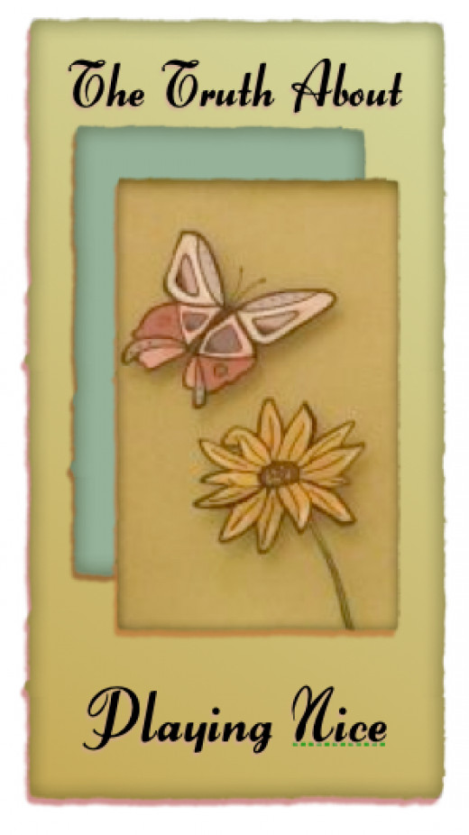 Butterflies and flowers are part of life, but do we teach truth about staying safe?