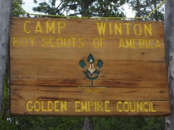 The Return to Scout Camp