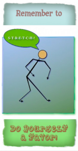 Stretch for Better Health!