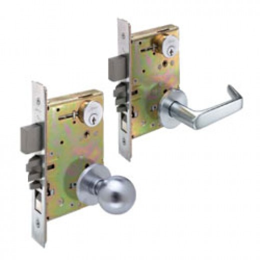 Arrow AM and BM Series Mortise Locks