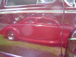 Talent to work on old cars