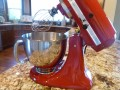World's Best Kitchen Gadget-The KitchenAid Artisan Stand Mixer