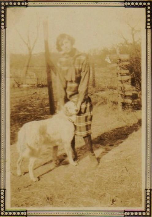 Daisy Genevive Hohl Owen (age 14) Hillsboro, Missouri