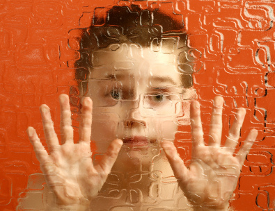 Without our understanding, autistic children are trapped with puzzles for lives.